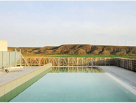 Hotels amp Lodging Hotel Aire de Bardenas in Spain portrait 14