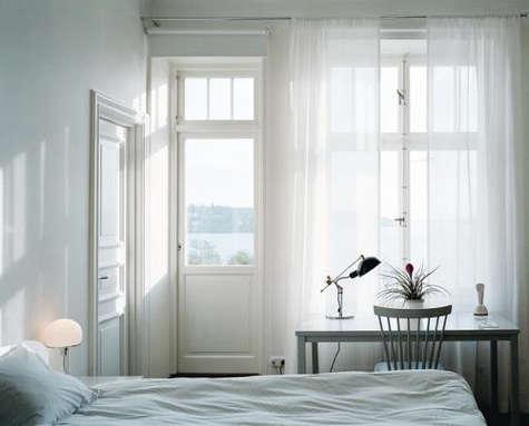 hotel sigtuna white bedroom
