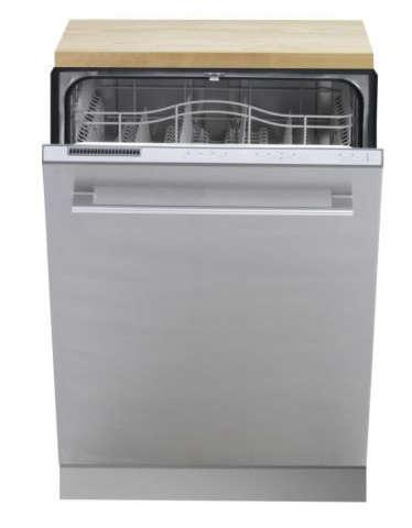 ikea stainless steel dishwasher