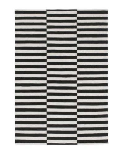 Walls Windows amp Floors Black and White Ikea Rugs portrait 6