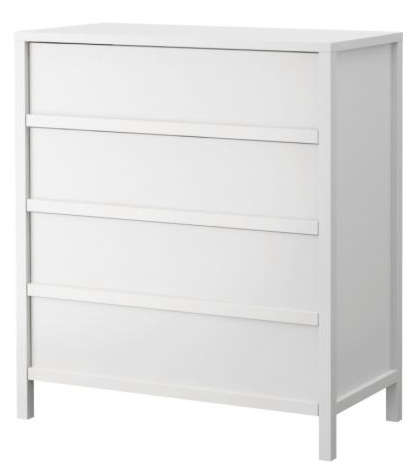 ikea white dresser 2