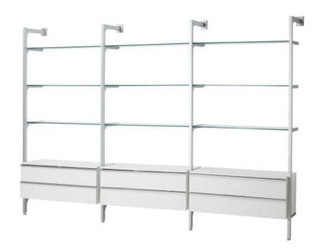 10 Easy Pieces Shelving Systems portrait 11