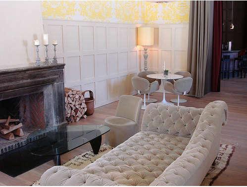 ilse crawford white living room