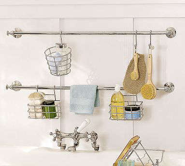 Bath Shower Storage System portrait 3