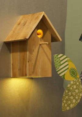 Childrens Rooms Inke Birdhouse Light portrait 2