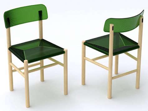 jasper morrison green trattoria chair