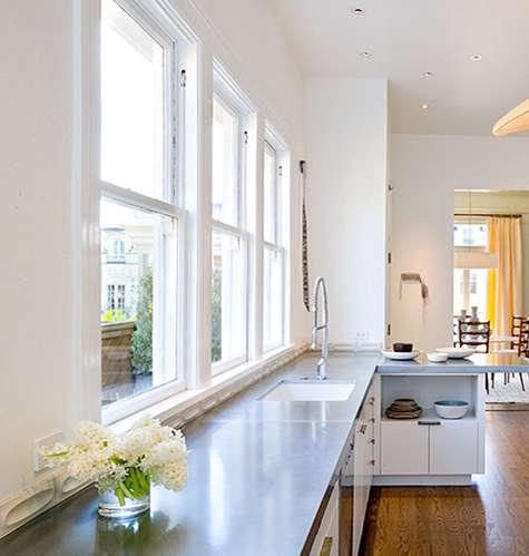 Architect Visit J Weiss Design Kitchen  Bar in San Francisco portrait 7