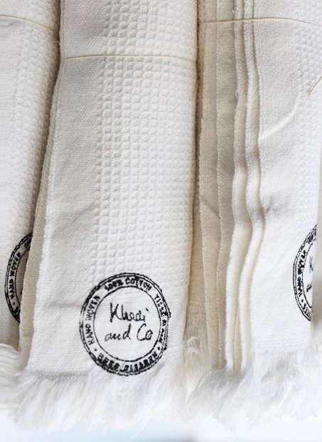 khadi and co towel