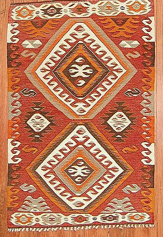 kilim rug for ace hotel