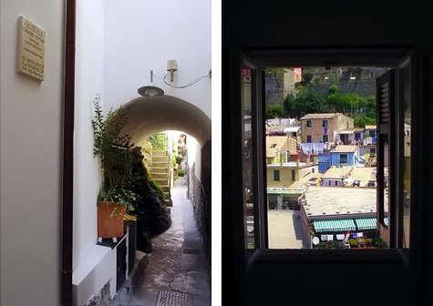 Hotels amp Lodging La Mala in Vernazza Italy portrait 10