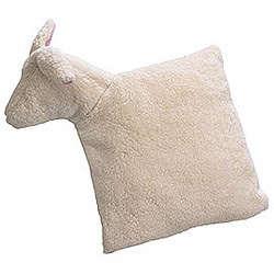 Childrens Room Sheep Pillow portrait 4