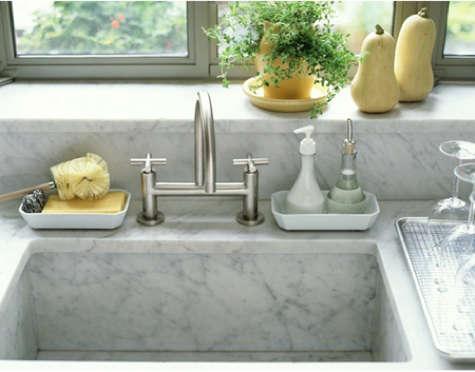 Kitchen Modern Marble Roundup portrait 5