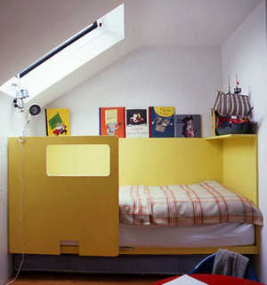 Childrens Rooms Builtin Beds and Bunks portrait 3