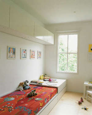 Childrens Rooms Builtin Beds and Bunks portrait 5