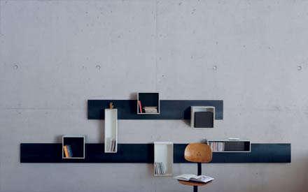 Storage EuroStyle Wall Shelves portrait 3