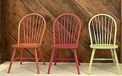 Furniture Mismatched Chairs portrait 5