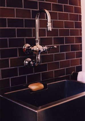 Architect Visit Malcolm Davis Bathroom portrait 8