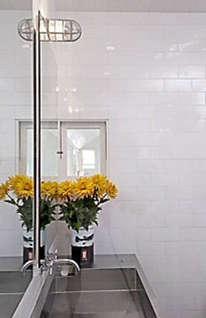 Architect Visit Malcolm Davis Bathroom portrait 5