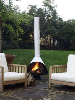 malm outdoor fireplace dwr