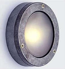 manufactum shallow wall light