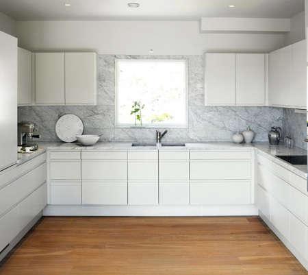 Kitchen Modern Marble Roundup portrait 9
