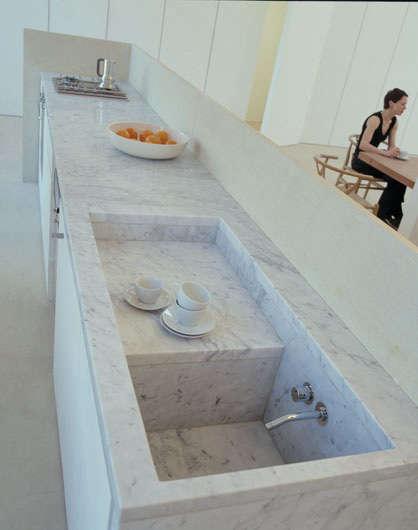 Kitchen Modern Marble Roundup portrait 7