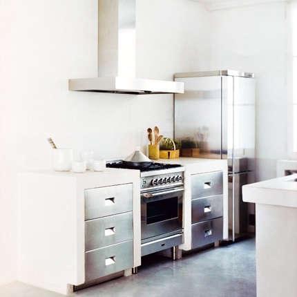 marie claire maison white kitchen