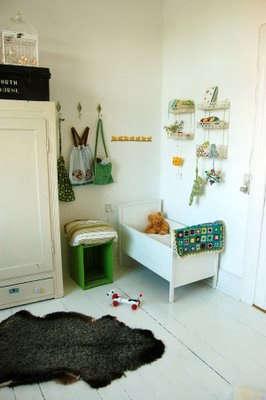 Childrens Rooms Simple Swedish Style portrait 9