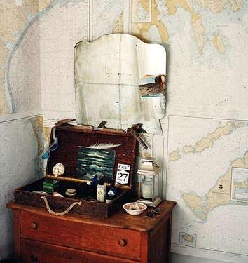 Accessories Nautical Maps as Decor portrait 2