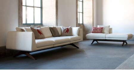 Furniture Matthew Hilton Modular Hepburn Sofa portrait 4