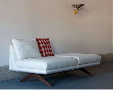 Furniture Matthew Hilton Modular Hepburn Sofa portrait 5