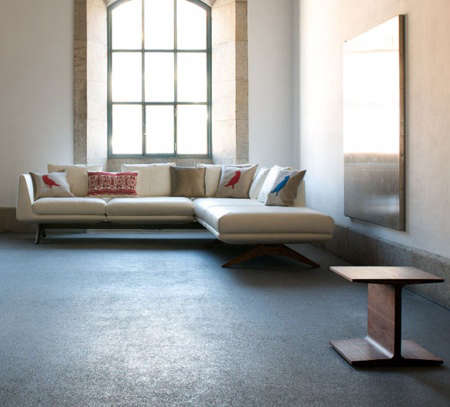 Furniture Matthew Hilton Modular Hepburn Sofa portrait 3