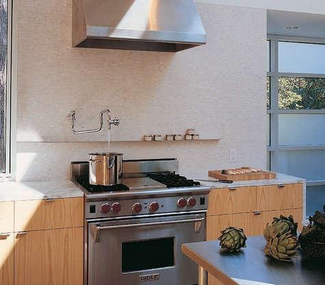 Architect Visit Messana ORorke Kitchen Addition portrait 5