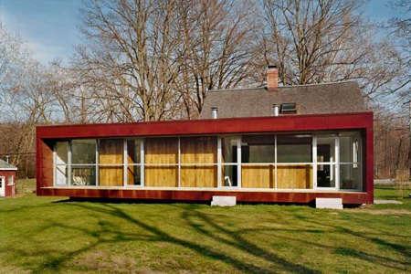 Architect Visit Messana ORorke Ten Broeck Cottage portrait 3