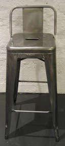 metal tabouret stool