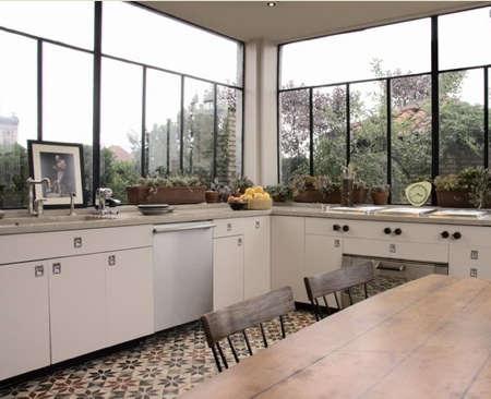 Kitchen Exotic Tiles portrait 2