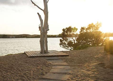 montauk lodge beach path
