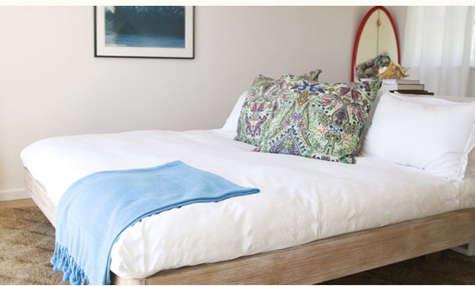 montauk surf lodge bed paisley