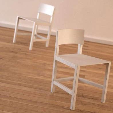 moooi shaker chair white
