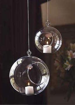 mothology hanging glass globes