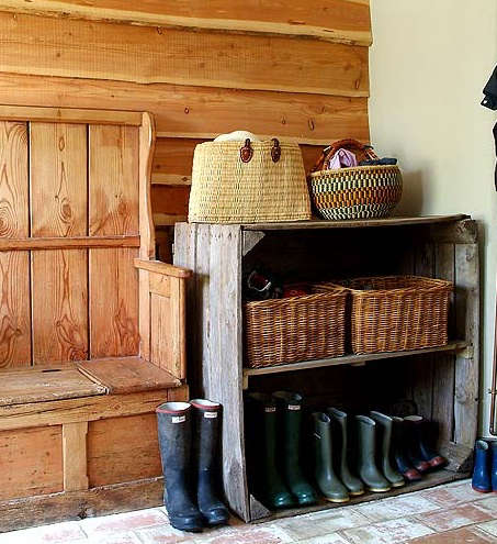 Storage Entryway and Mud Room Roundup portrait 6