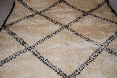 my marrakesh beni ourain carpet