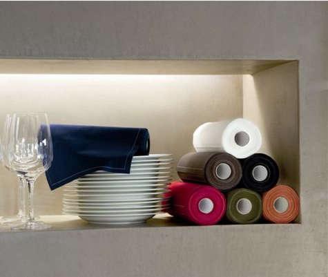mydrap napkins on a roll photo