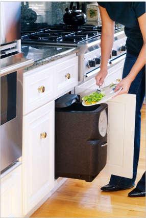 Kitchen NatureMill Composter portrait 3