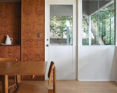Architect Visit Richard Neutra in Laurel Canyon portrait 5