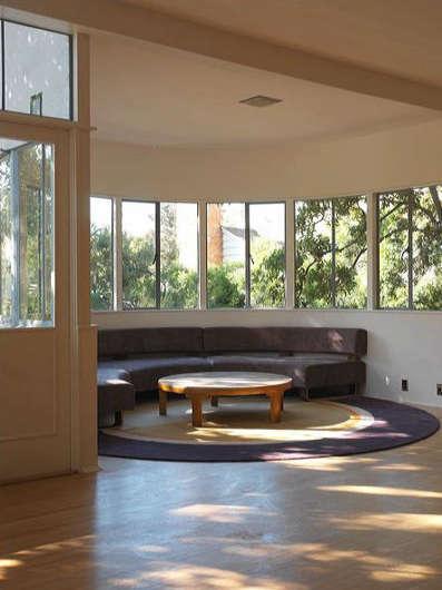 Architect Visit Richard Neutra in Laurel Canyon portrait 4