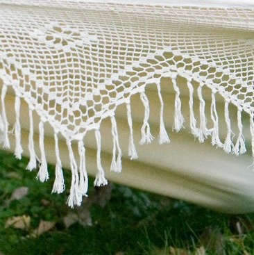 nicaraguan fringed hammock 2