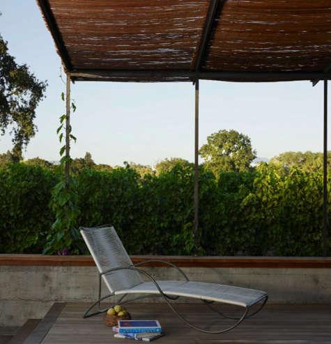 Architect Visit Nick Noyes in Sonoma portrait 9