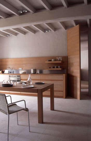 Kitchen Modern Wood Kitchen Roundup portrait 6