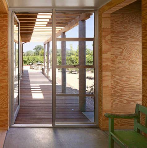 Architect Visit Nick Noyes in Sonoma portrait 5